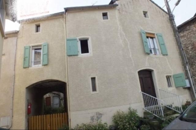 Vente - Maison - Saint-Jean-du-Bruel - 75.00m² - 6 pièces - Ref : 4781