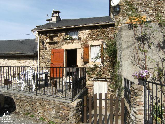 Vente - Maison - Saint-Jean-du-Bruel - 70.00m² - 3 pièces - Ref : 5040