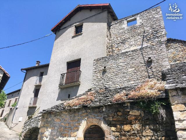 Vente - Maison - Compeyre - 124.00m² - 8 pièces - Ref : 5122