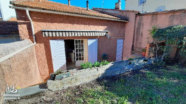 Vente Notariale Interactive - Maison - Marseille 14e Arrondissement - 60.0m² - 3 pièces - Ref : MARSEILLE MAISON ANCIENNE
