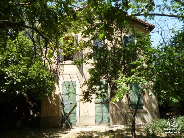 Vente Notariale Interactive - Maison - Marseille 12e Arrondissement - 80.00m² - 4 pièces - Ref : Maison Marseille St Julien