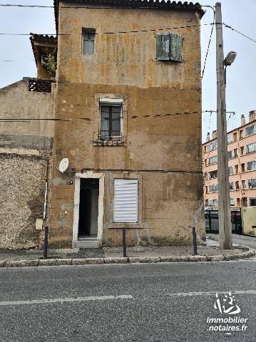 Vente Notariale Interactive - Appartement - Marseille 14e Arrondissement - 2 pièces - Ref : GIBBES