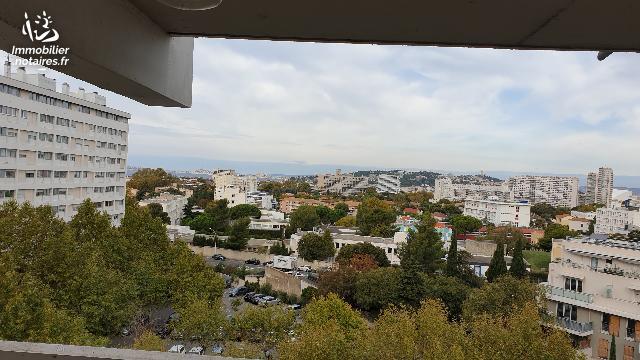 Vente - Appartement - Marseille 9e Arrondissement - 64.0m² - 3 pièces - Ref : residence chateau sec