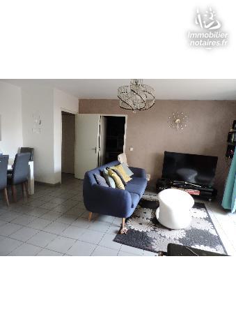Vente Notariale Interactive - Appartement - Marseille 13e Arrondissement - 76.00m² - 4 pièces - Ref : 1005662