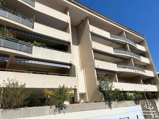 Vente Notariale Interactive - Appartement - Marseille 5e Arrondissement - 86.12m² - 4 pièces - Ref : JEAN PRUNEL