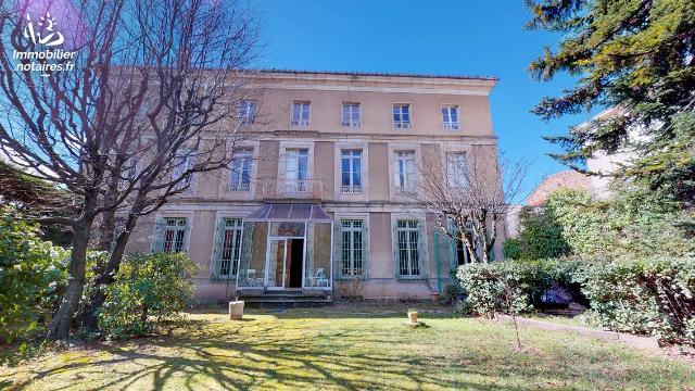 Vente Notariale Interactive - Maison - Aubenas - 1058.00m² - 18 pièces - Ref : 190369III011