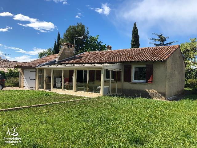 Vente - Maison - Plan-d'Orgon - 85.00m² - 4 pièces - Ref : 372