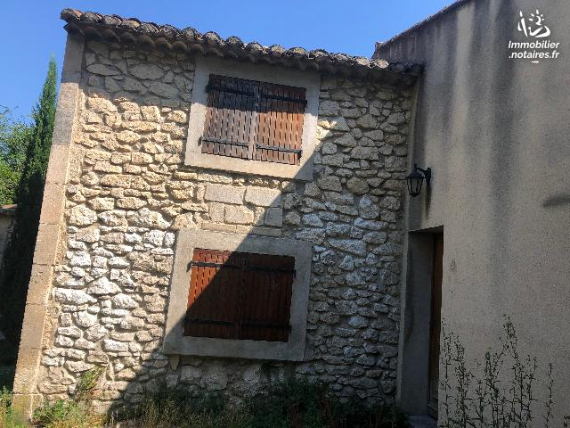 Vente Notariale Interactive - Maison - Orgon - 82.00m² - 4 pièces - Ref : 378