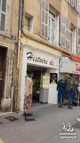Vente Notariale Interactive - Local d'activité - Aix-en-Provence - 53.08m² - Ref : 382