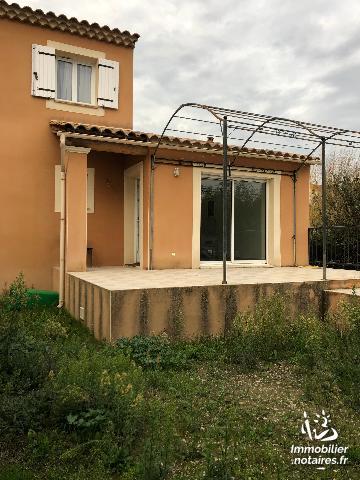 Vente - Appartement - Caumont-sur-Durance - 3 pièces - Ref : 383