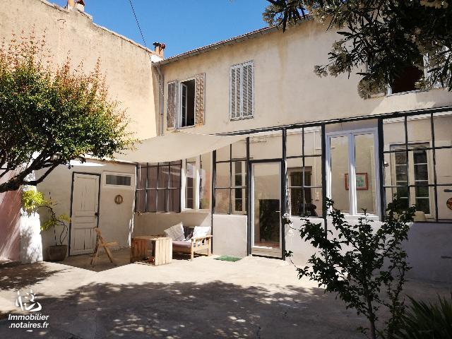 Vente Notariale Interactive - Maison - Marseille 16e Arrondissement - 183.00m² - 6 pièces - Ref : CV- Dcx