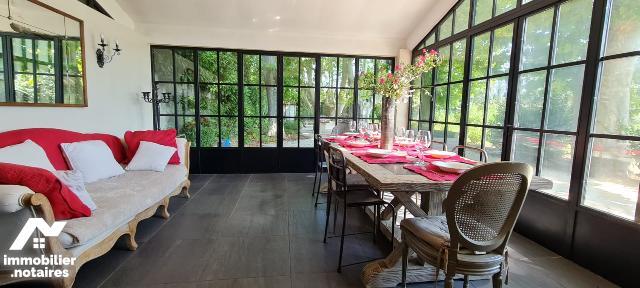 Vente Notariale Interactive - Maison - Saint-Andiol - 280.0m² - 10 pièces - Ref : MAS PROVENCAL