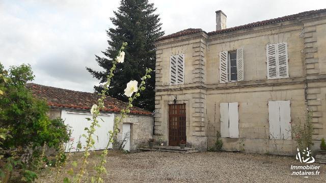 Vente - Maison - Châteauneuf-sur-Charente - 205.00m² - 9 pièces - Ref : 636
