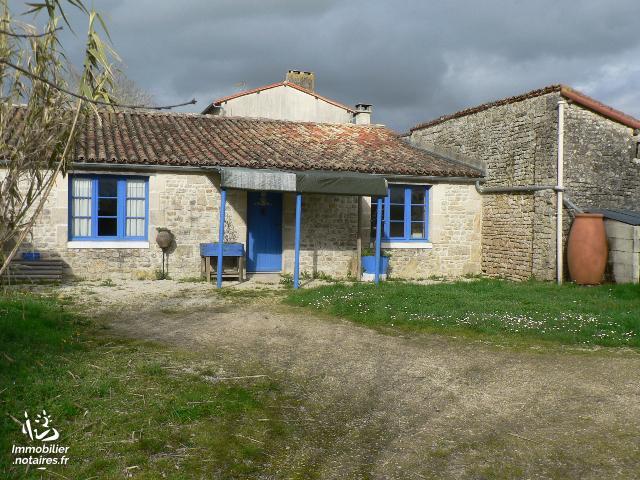 Vente - Maison - Bouin - 155.00m² - 4 pièces - Ref : M243FO
