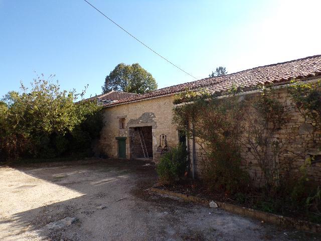 Vente - Maison - Courcôme - 138.00m² - 4 pièces - Ref : M123MA