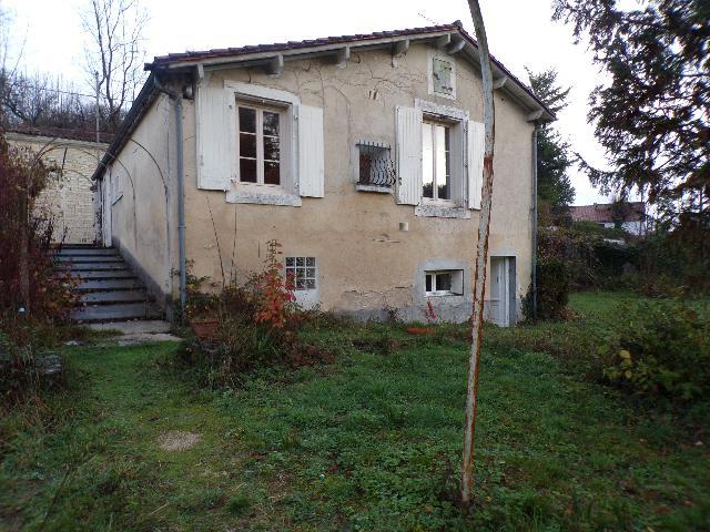 Vente - Maison - Mansle - 95.00m² - 4 pièces - Ref : M128LA