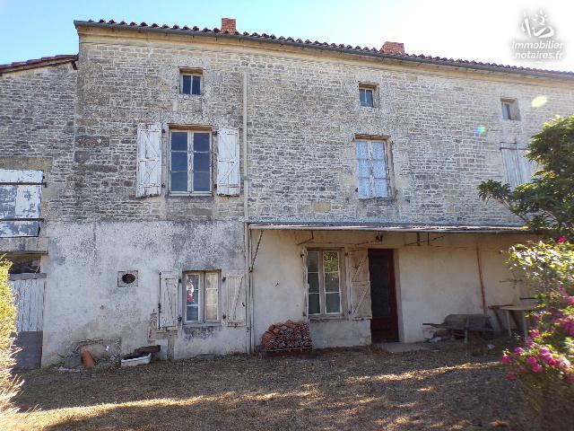 Vente - Maison - Raix - 110.00m² - 4 pièces - Ref : M185PU