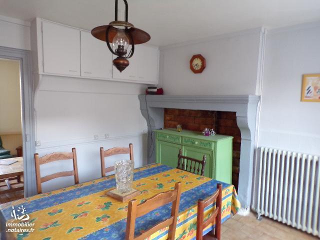 Vente - Maison - Villefagnan - 135.00m² - 5 pièces - Ref : M186CH