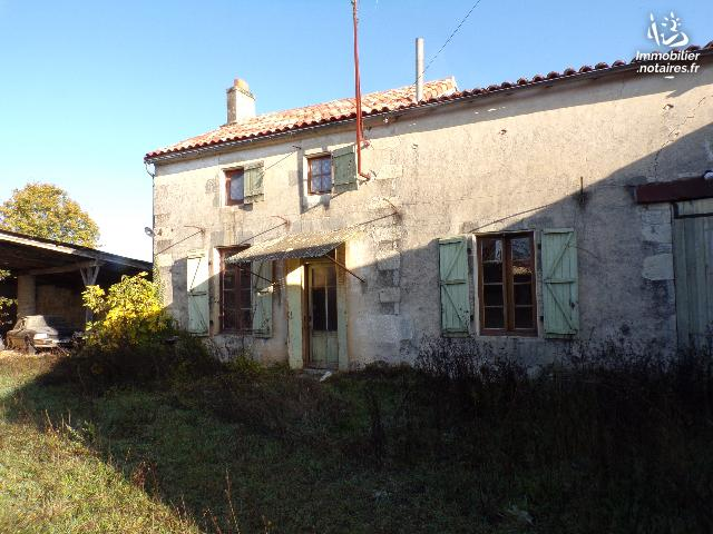 Vente - Maison - Aigre - 80.00m² - 3 pièces - Ref : M203NO