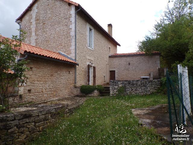 Vente - Maison - Vilhonneur - 130.00m² - 6 pièces - Ref : M223GA
