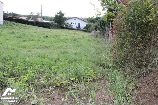 Vente - Terrain agricole - Exideuil - 1000.0m² - Ref : C791