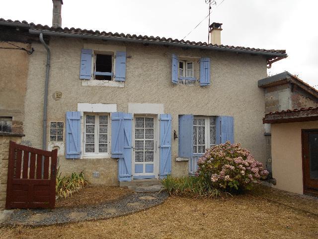 Vente - Maison - Exideuil - 80.00m² - 4 pièces - Ref : L 266
