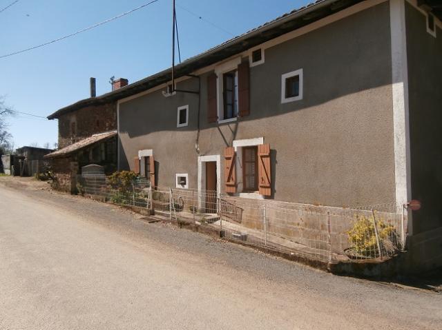 Vente - Maison - Massignac - 87.00m² - 4 pièces - Ref : C530