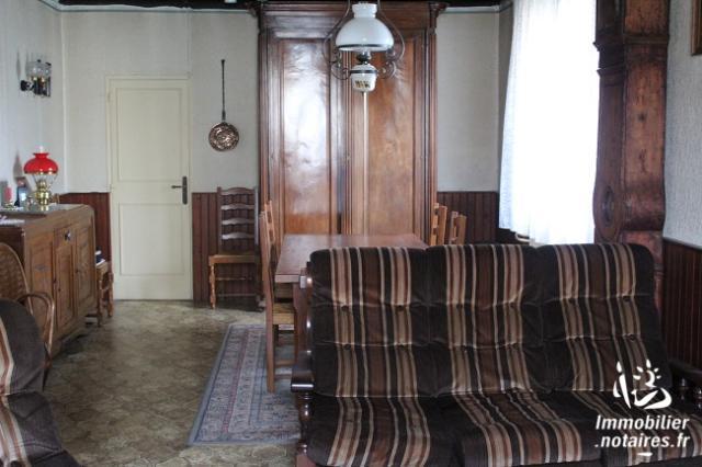 Vente - Maison - Étagnac - 130.00m² - 6 pièces - Ref : C551