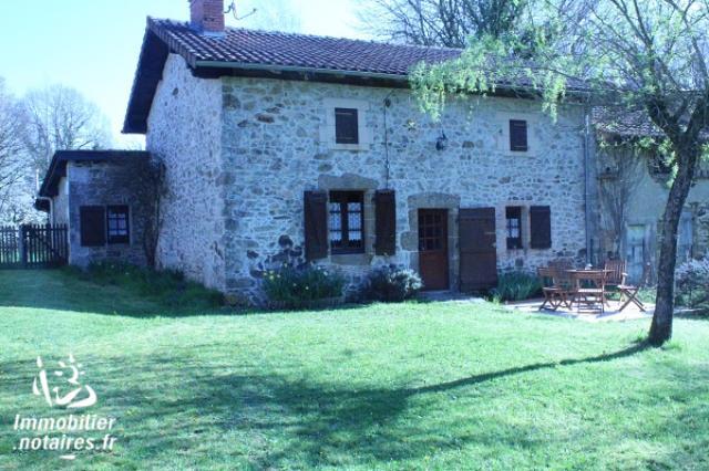 Vente - Maison - Lindois - 65.00m² - 4 pièces - Ref : C570