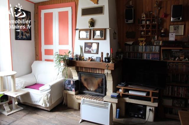 Vente - Appartement - Confolens - 6 pièces - Ref : EC274