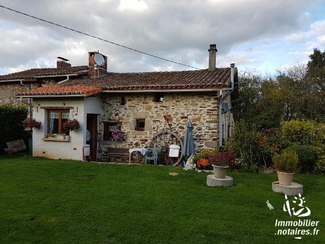 Vente - Maison - Saint-Christophe - 108.00m² - 5 pièces - Ref : EC117