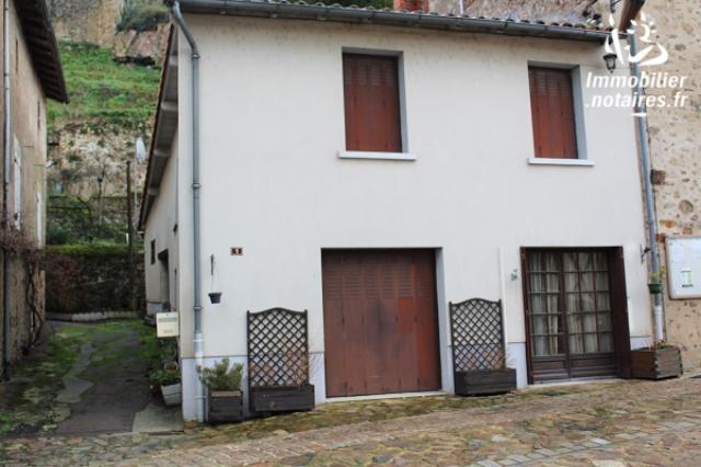 Vente - Maison - Saint-Germain-de-Confolens - 62.00m² - 4 pièces - Ref : EC281