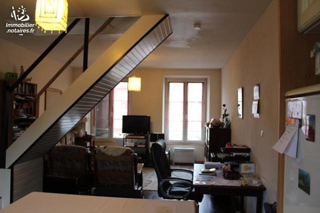 Vente - Appartement - Chabanais - 6 pièces - Ref : EC313