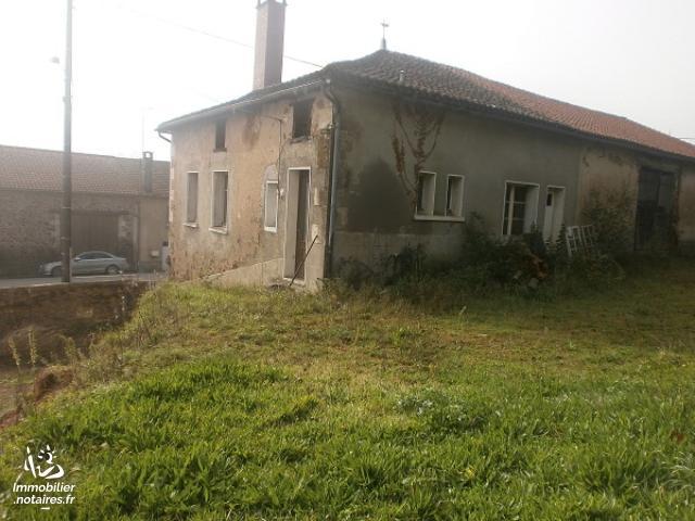 Vente - Maison - Chabanais - 200.00m² - 3 pièces - Ref : EC332