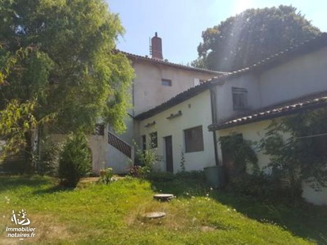 Vente - Maison - Chassenon - 156.00m² - 9 pièces - Ref : EC342
