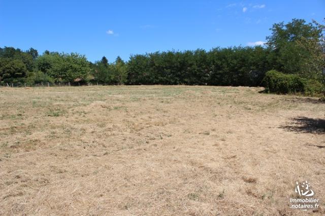 Vente - Terrain agricole - Chabanais - 3500.00m² - Ref : EC346
