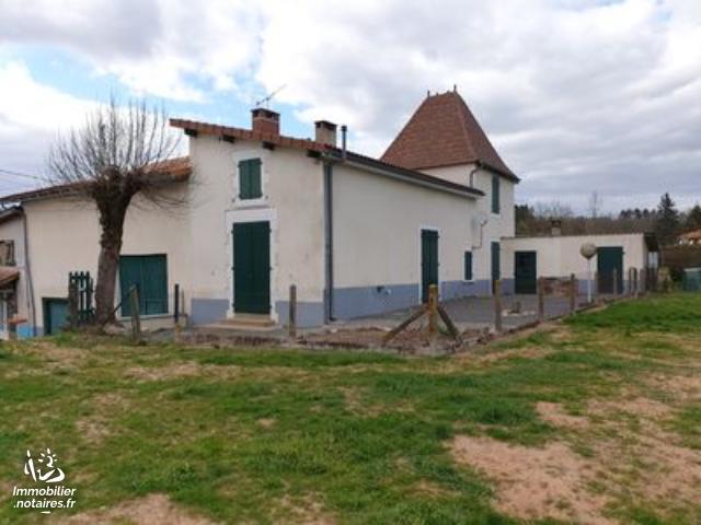 Vente - Maison - Chirac - 102.00m² - 5 pièces - Ref : EC359