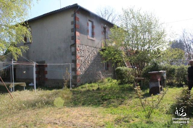 Vente - Maison - Chabanais - 72.00m² - 4 pièces - Ref : EC622