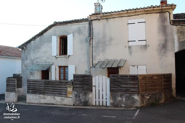 Vente - Maison - Saint-Michel - 90.00m² - 7 pièces - Ref : EC632