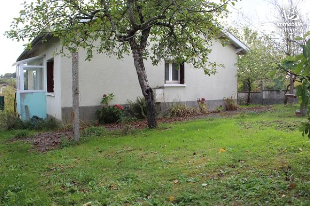 Vente - Maison - Chabanais - 67.00m² - 4 pièces - Ref : EC636