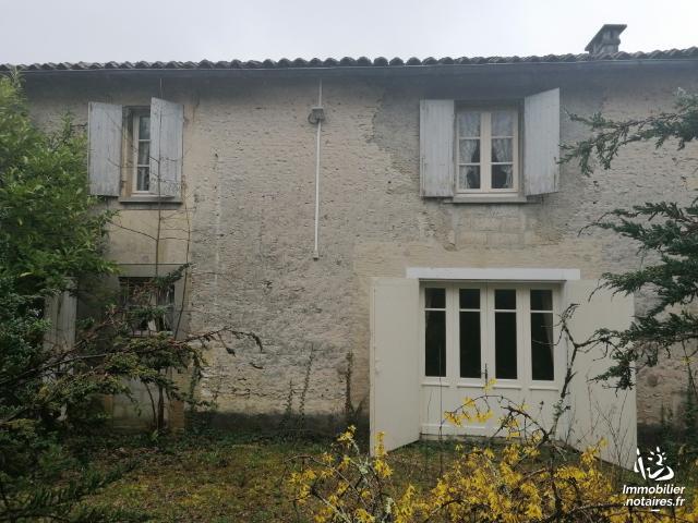 Vente aux Enchères - Maison - Cognac - 168.00m² - 8 pièces - Ref : 191133VAE054