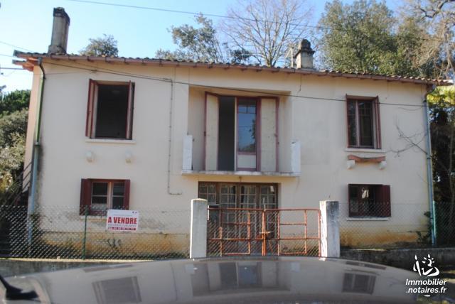 Vente aux Enchères - Maison - Saint-Palais-sur-Mer - 133.00m² - 6 pièces - Ref : 200233VAE009