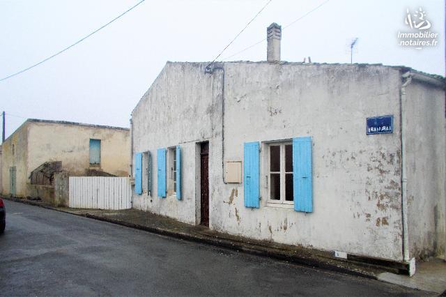 Vente - Maison - Marennes - 59.00m² - 3 pièces - Ref : DD/JOM/1908
