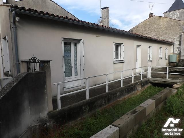 Vente - Maison - Touches-de-Périgny - 89.5m² - 4 pièces - Ref : k636