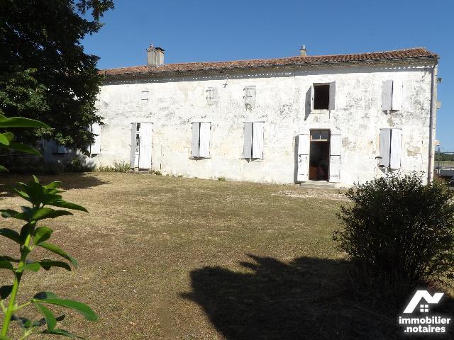 Vente - Maison - Saint-Pierre-de-Juillers - 165.0m² - 7 pièces - Ref : k643