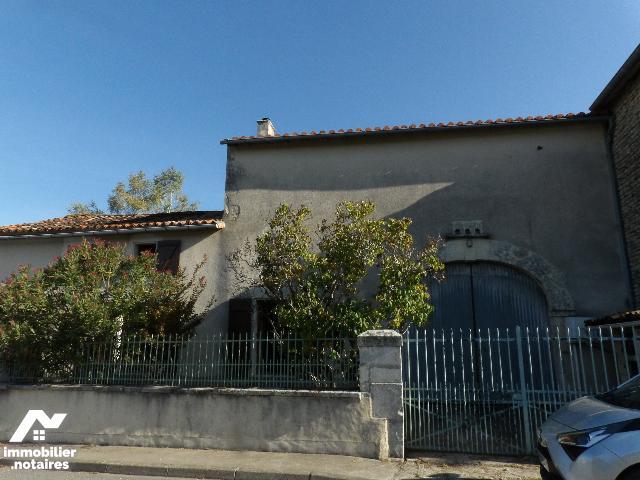 Vente - Maison - Verdille - 128.0m² - 5 pièces - Ref : k659