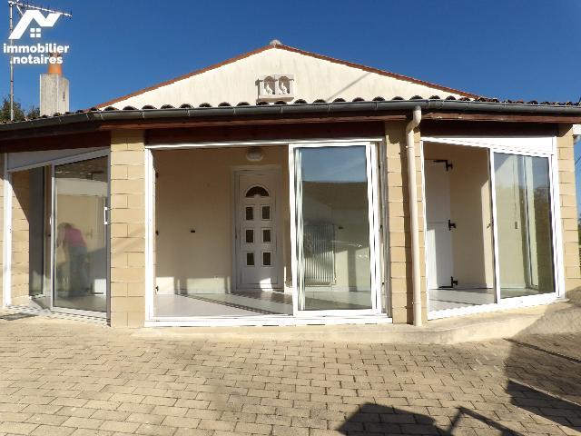 Vente - Maison - Asnières-la-Giraud - 105.0m² - 6 pièces - Ref : k660