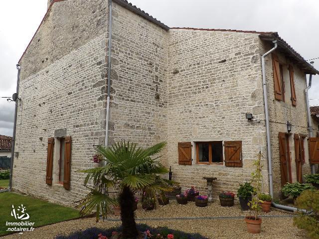 Vente - Maison - Fontaine-Chalendray - 170.00m² - 7 pièces - Ref : k384