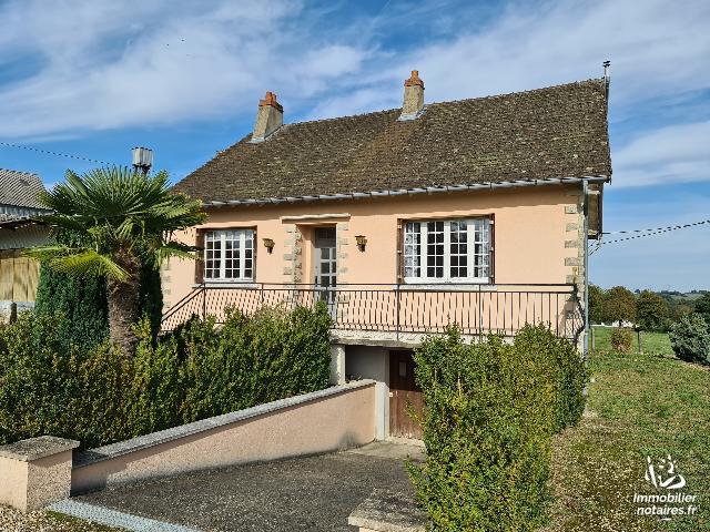 Vente - Maison - Oizon - 80.00m² - 3 pièces - Ref : 1804912122020