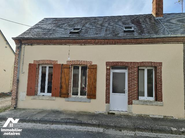 Vente - Maison - Argent-sur-Sauldre - 75.0m² - 4 pièces - Ref : 1804915102021